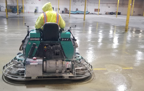 Polished Concrete from Global Polishing Solutions